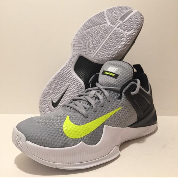 Zapatos Gris Nike Air Zoom Hyperace Wolf Gris Zapatos Volt Negro Wmns Poshmark 3471ff